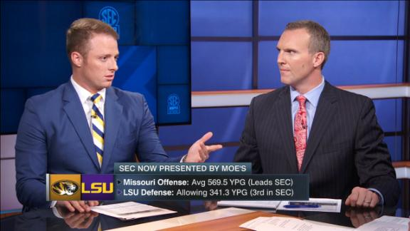 What to expect: Missouri's offense vs. LSU's defense