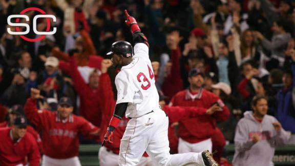 How David Ortiz became both hated and adored by Yanks fans