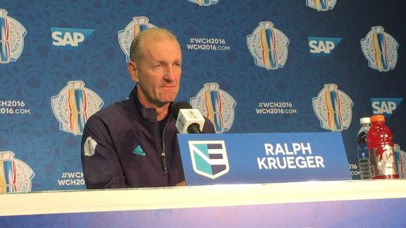 Europe coach on the loss of Marian Gaborik