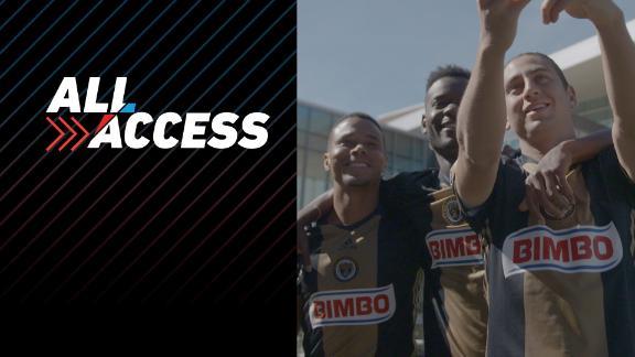 Video via MLS: Union hit the ESPN circuit