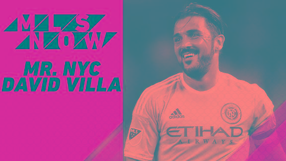 Video via MLS: Villa leads NYC to playoffs