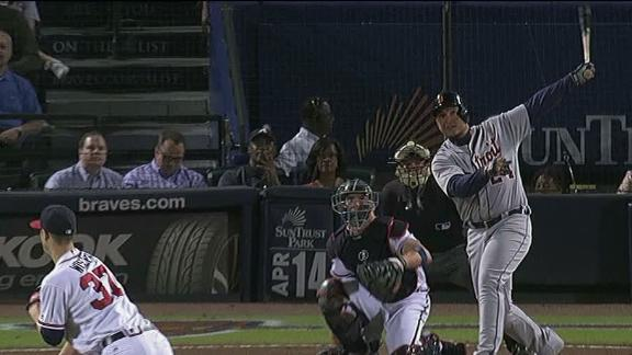 Cabrera smacks two homers in Tigers' win