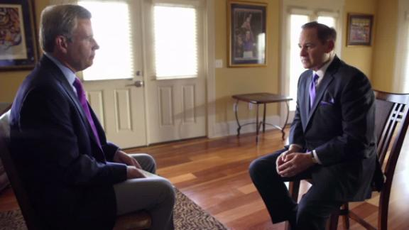 Les Miles plans to cheer for LSU, hopes to coach again