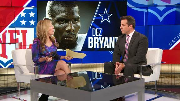 Dez Bryant most likely out against 49ers