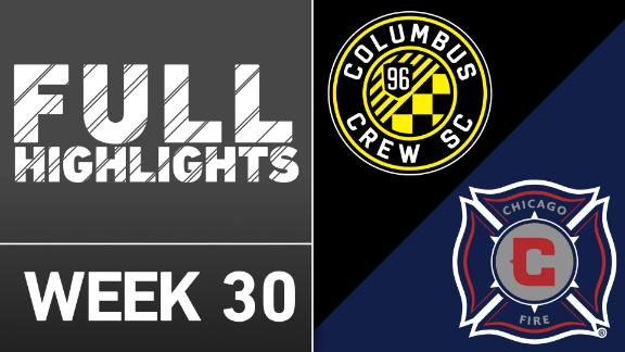 Video via MLS: Columbus 3-0 Chicago