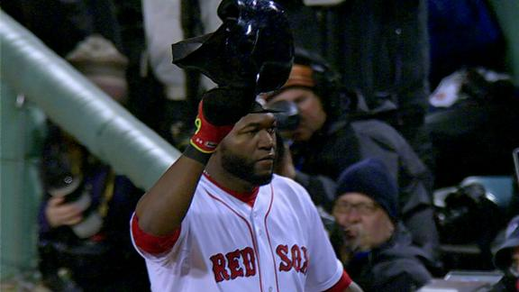 David Ortiz's top-10 career moments