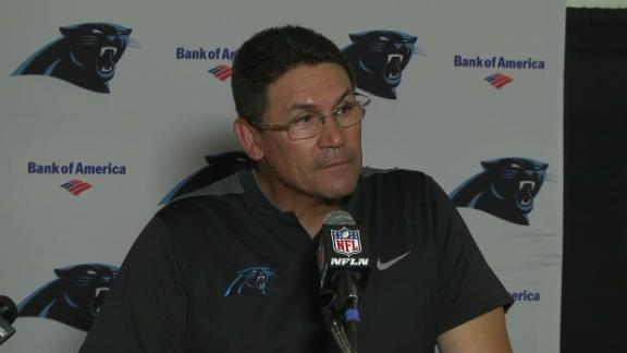 Rivera won't answer questions about Newton