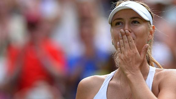Sharapova ban reduced to 15 months