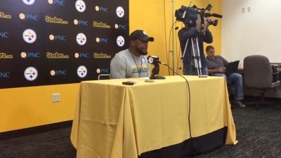 Tomlin seeks clarity on unsportsmanlike penalties
