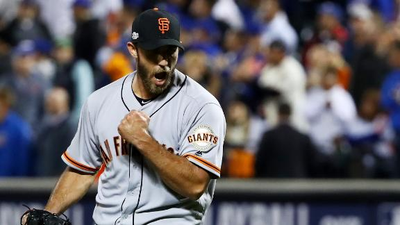 Bumgarner bolsters postseason resume