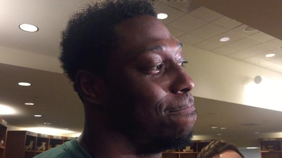 TE Jared Cook says he found chicken head in order of wings