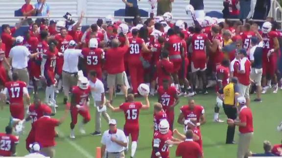 Florida Atlantic gets thrilling GW TD called back, loses game