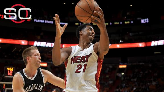 Hassan Whiteside Stats, News, Videos, Highlights, Pictures ...