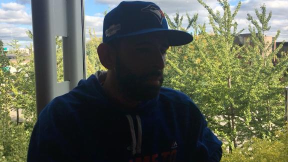 Bautista compares Indians to their ALCS foes last year