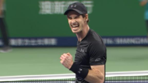 Murray takes Shanghai for sixth title of season