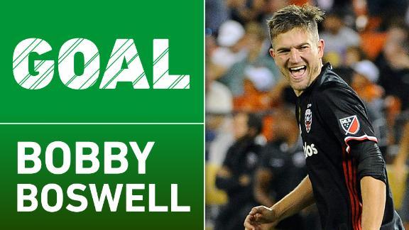 Video via MLS: Boswell doubles DC's lead