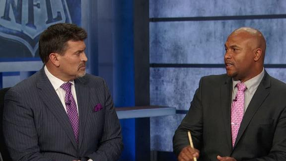 Pierce, Schlereth expect Bengals to walk over Browns