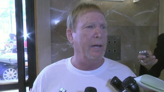 Mark Davis committed to moving Raiders to Las Vegas