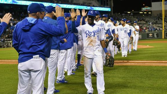 Royals earn top MLB spot in 2016 Ultimate Standings