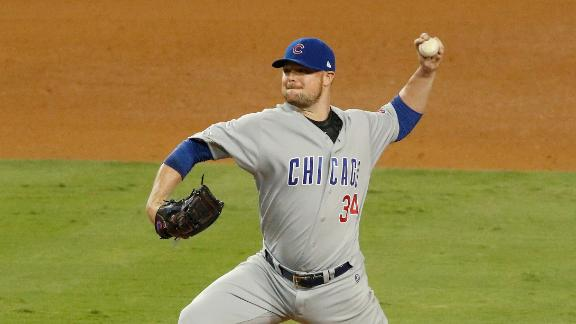 Lester did his job in Game 5