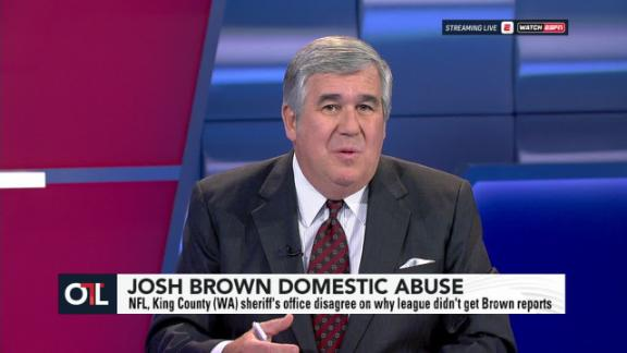 NFL, Sheriff's office disagree on Brown records