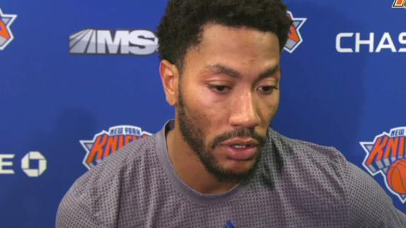 Derrick Rose rejoins Knicks, glad to put civil trial behind him