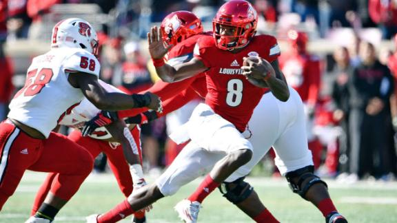 Louisville, led by Jackson, must impress Committee in final weeks