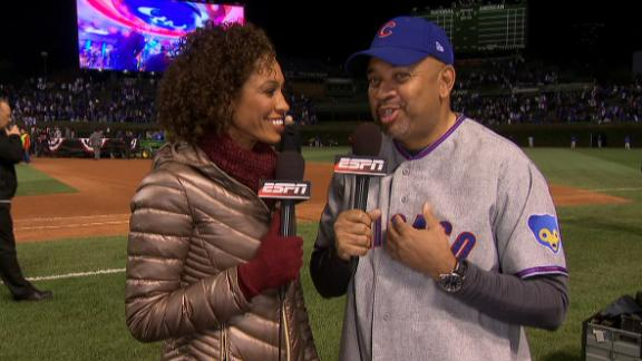 Wilbon on Cubs: 'Remarkable night'