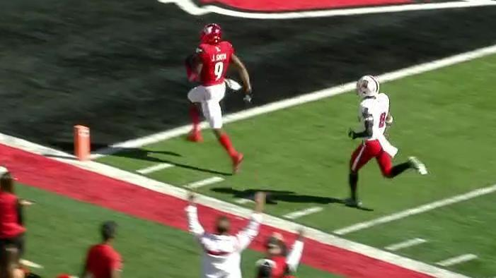 Cardinals fly high with 74-yard TD