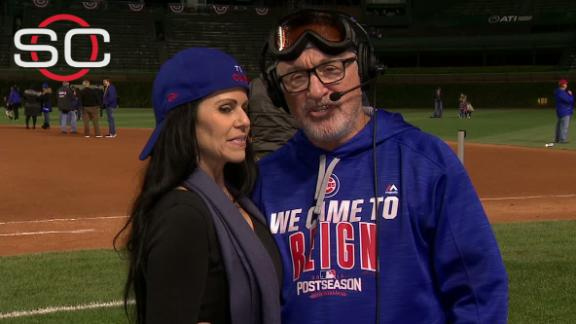 Maddon praises how Cubs embraced expectations