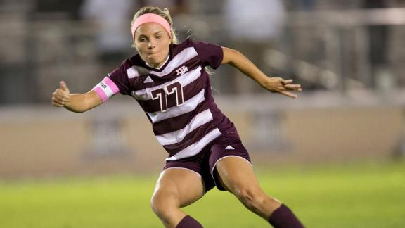 Aggies thrill in win over No. 11 Tigers