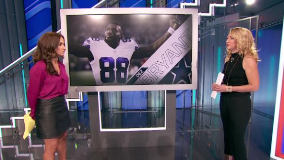 Conditioning is No. 1 concern for Dez Bryant ahead of return