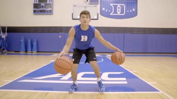 Grayson Allen looking to overcome last season's mistakes