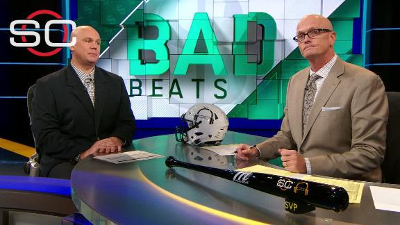Fun Belt football leads Week 8 of Bad Beats