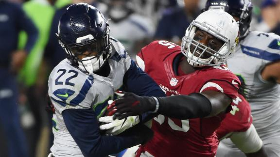Tie doesn't hurt Seahawks, Cards in Power Rankings