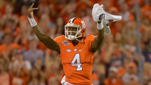 Three unbeatens lay it on the line in Week 9's college football preview