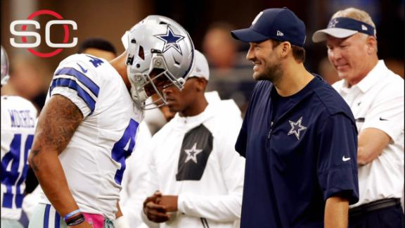 Even the Cowboys' QB debate is bigger in Texas