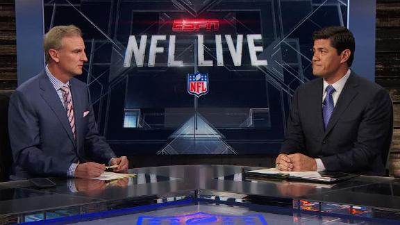Bruschi thinks Seattle will get it done vs. Saints