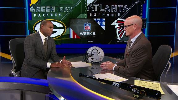 Falcons' game against Packers crucial for their playoff eligibility