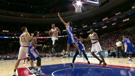 Thabo Sefolosha Stats News Videos Highlights Pictures