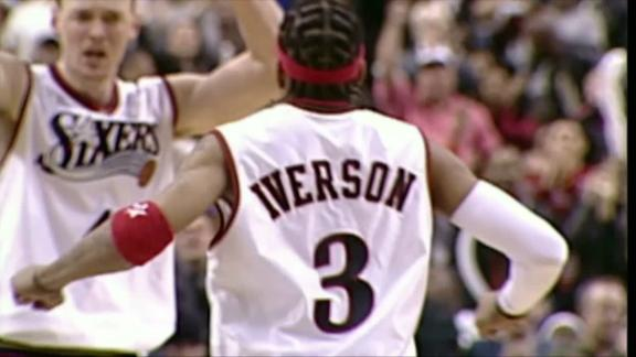 Allen Iverson's greatest moments