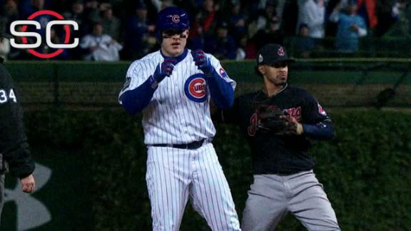 Cubs facing elimination in Game 6