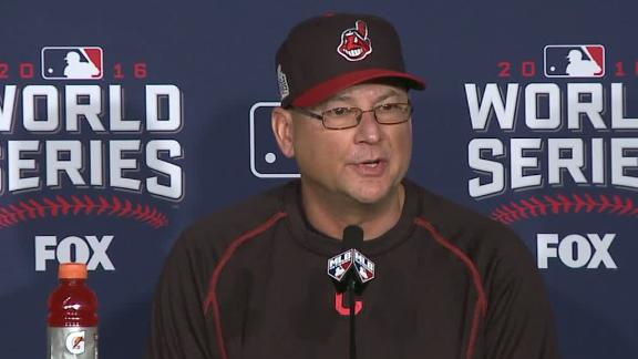 Francona wants team on field that should 'catch the ball'