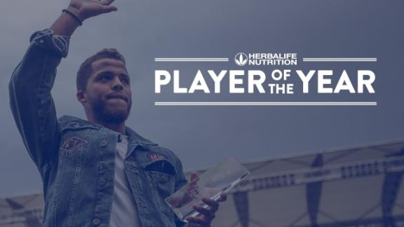 Video via MLS: Dos Santos named Galaxy POY