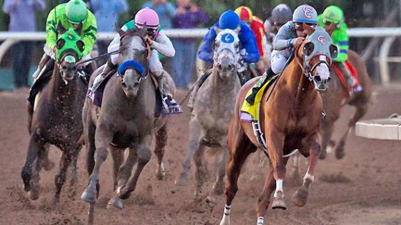 Race Replay: Breeders' Cup Classic