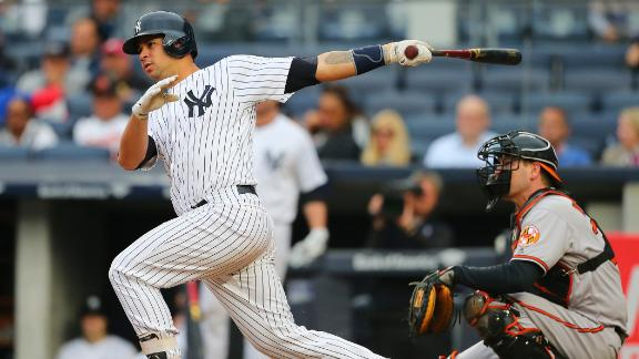 Gary Sanchez's season for the ages... in 52 games