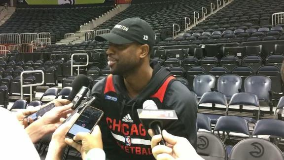 Wade on Riley: 'If you're not with him you're against him'