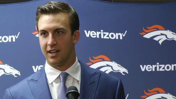 Siemian on blocked FG: I was in disbelief