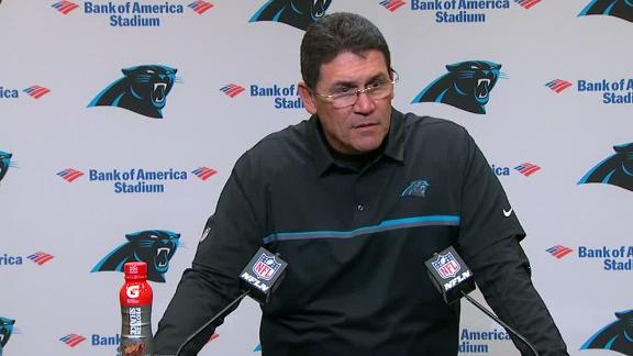 Rivera not going to speculate on Kuechly injury