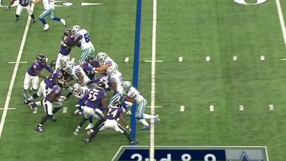 Elliott breaks Dorsett's Cowboys rookie rushing record